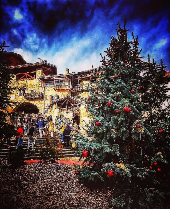 mercatini di Natale: quello di Rango di Bleggio è in uno dei borghi più belli d'Italia