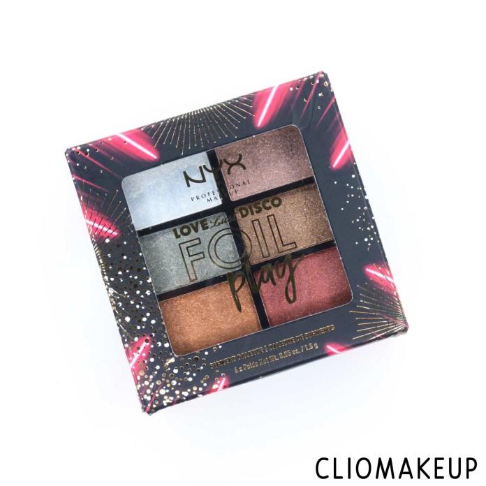 cliomakeup-recensione-palette-nyx-love-lust-disco-foil-play-pigment-palette-2