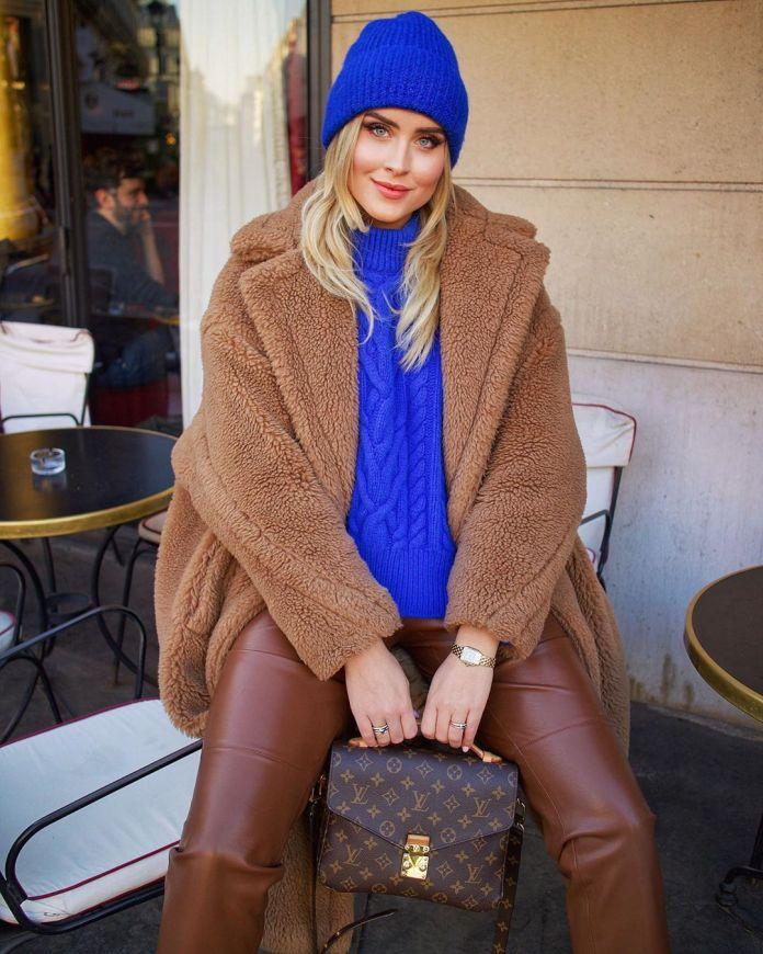 Cliomakeup-pantaloni-colorati-per-inverno-1-pelle-marrone-valentina-ferragni