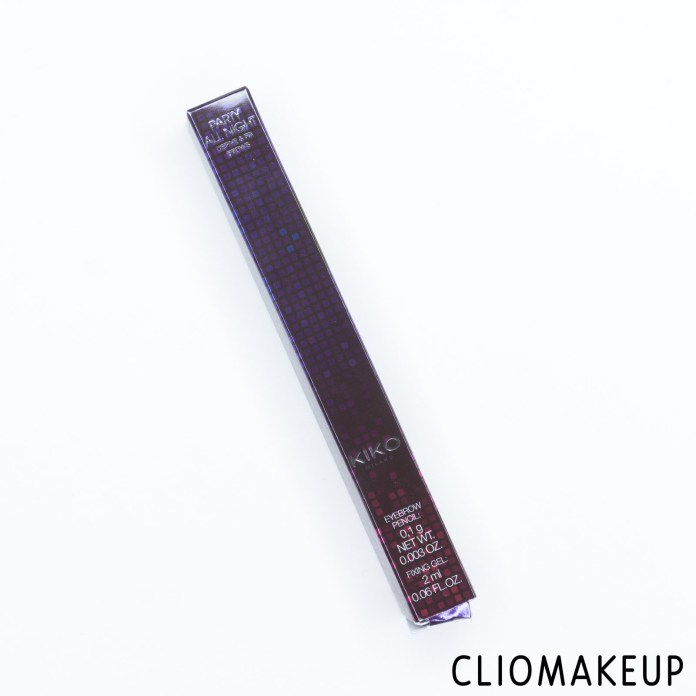 cliomakeup-recensione-matita-sopracciglia-kiko-party-all-night-define-e-fix-brows-2