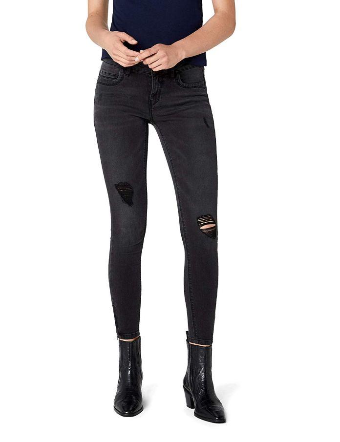 Cliomakeup-pantaloni-strappati-11-only-jeans-skinny-neri