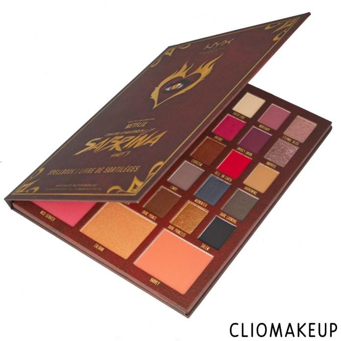 cliomakeup-recensione-palette-nyx-chilling-adventures-of-sabrina-spellbook-makeup-palette-3