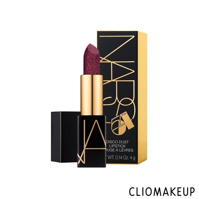 cliomakeup-recensione-rossetto-nars-disco-dust-lipstick-1