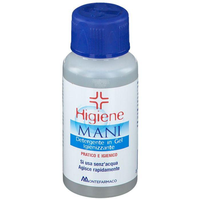 Beauty case fase 2: Hygiene Mani detergente igienizzante in gel