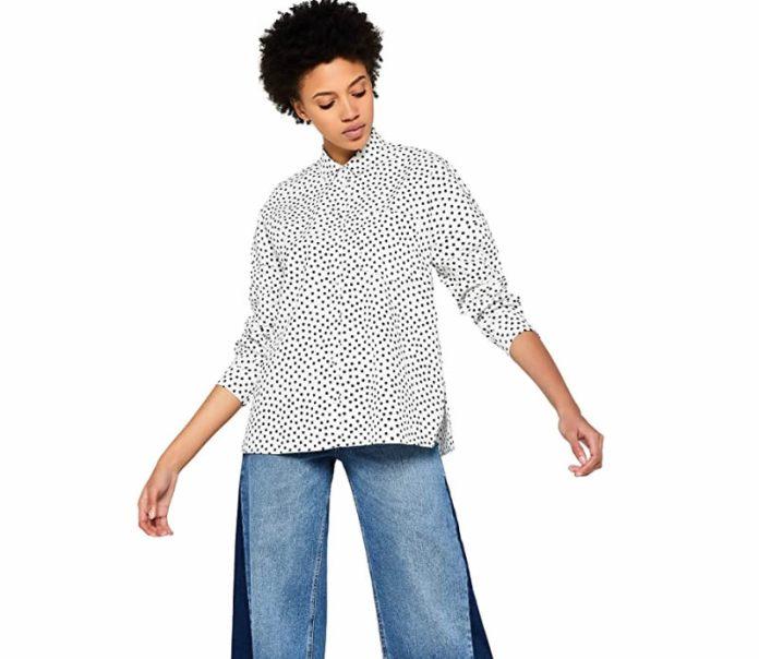 cliomakeup-look-polka-dots-6-camicia