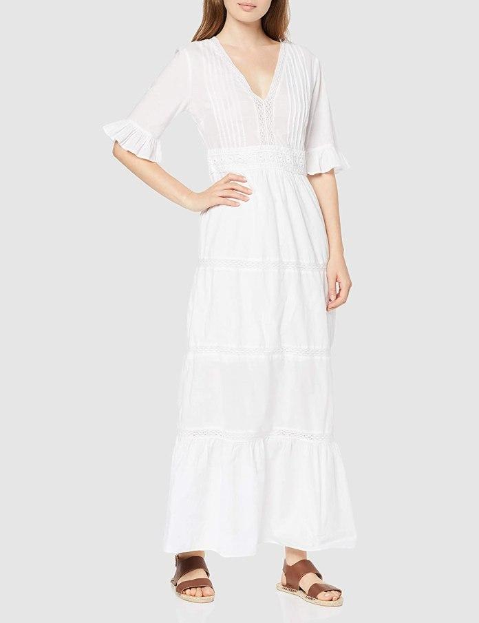 Cliomakeup-look-eleganti-senza-tacchi-3-find-maxi-dress-boho