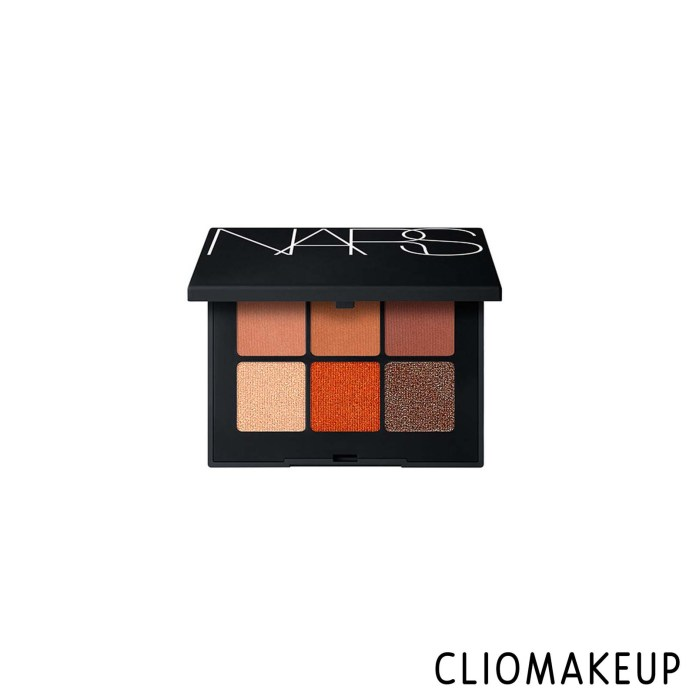 cliomakeup-recensione-palette nars copper voyageur eyeshadow palette-1