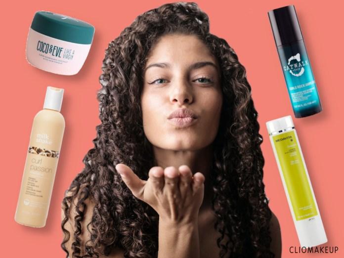 prodotti capelli ricci