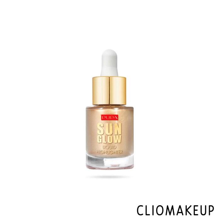 cliomakeup-recensione-illuminanti-pups-sun-glow-liquid-highlighter-1