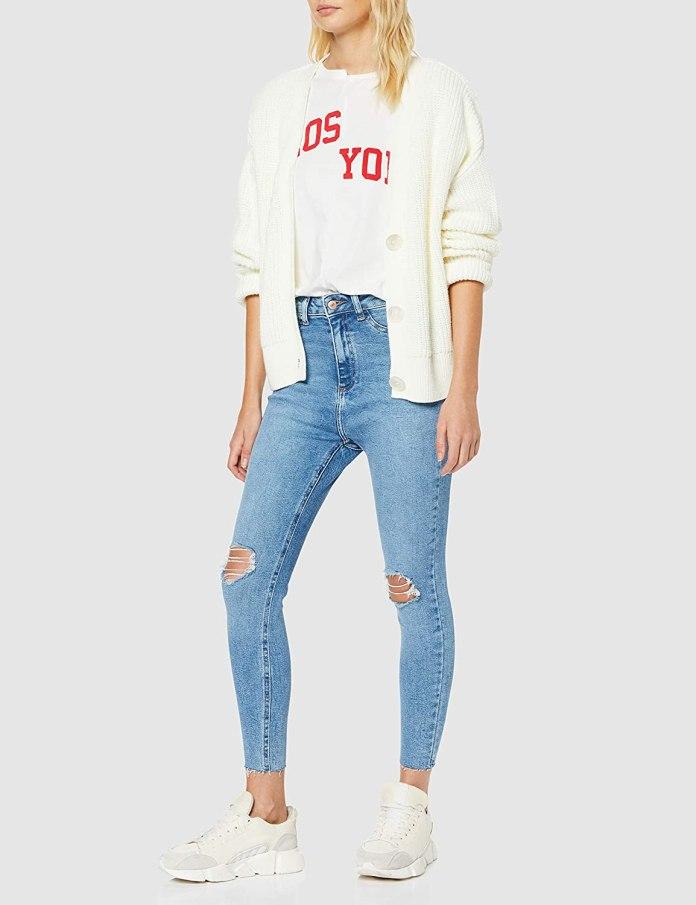 Cliomakeup-look-back-to-school-4-new-look-jeans