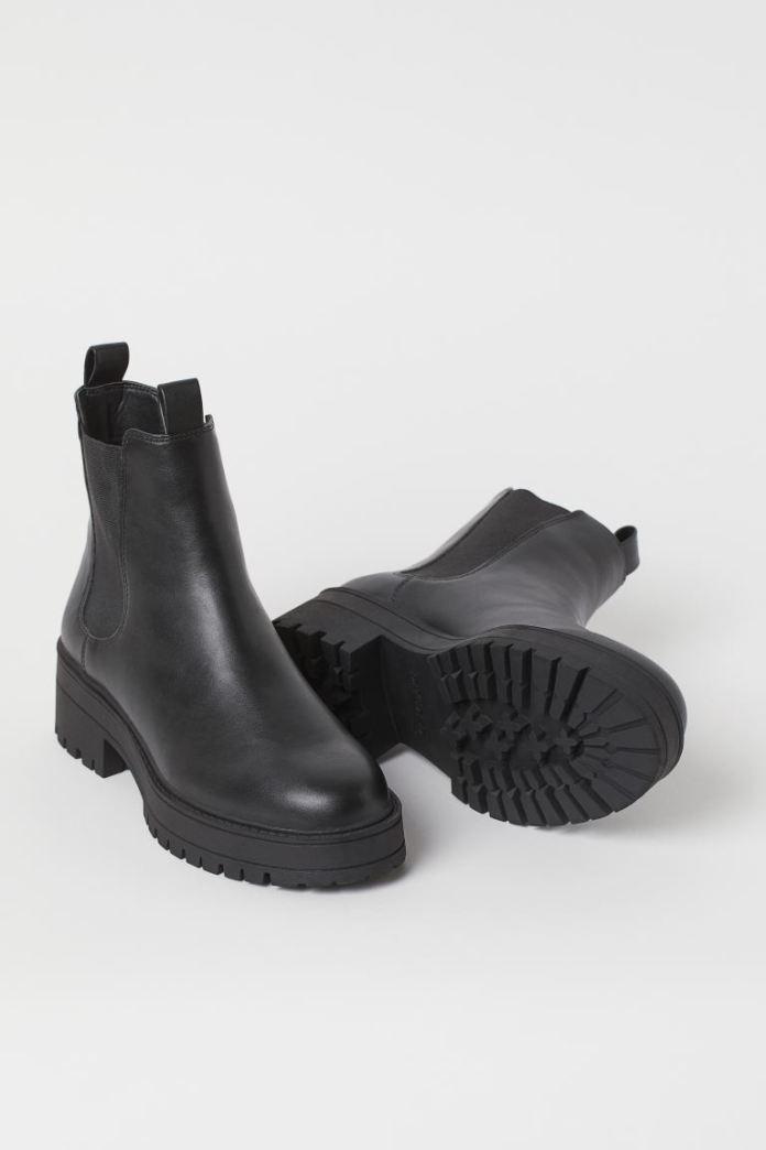 Cliomakeup-scarpe-basse-autunno-2020-9-hm-Stivaletti-Chelsea