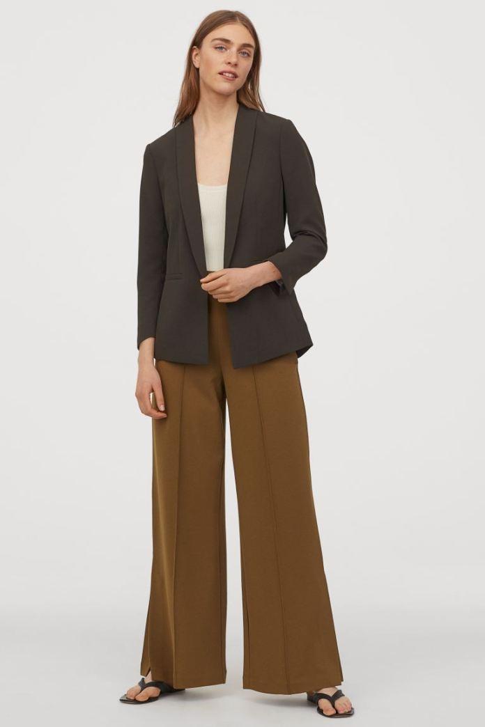 Cliomakeup-look-back-to-office-6-hm-blazer-taglip-dritto
