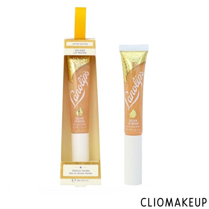 cliomakeup-recensione-balsamo-labbra-lanolips-limited-edition-golden-lip-water-1