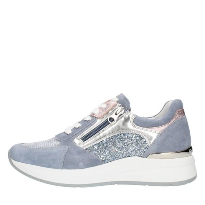 Cliomakeup-scarpe-casual-saldi-invernali-2021-8-nero-giardini-scarpe-ginnastica-argento
