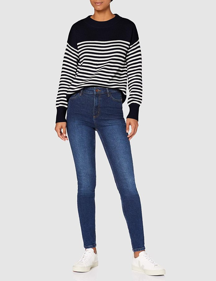 Cliomakeup-look-a-strisce-meraki-maglione-cotone