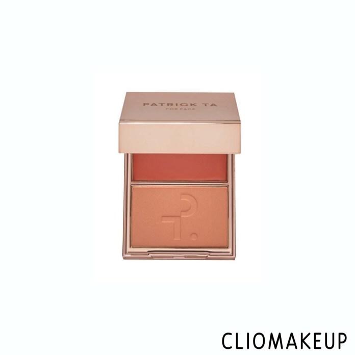 cliomakeup-recensione-blush-Patrick-Ta-Major-Beauty-Headlines-Double-Take-Cream-E-Powder-Blush-1