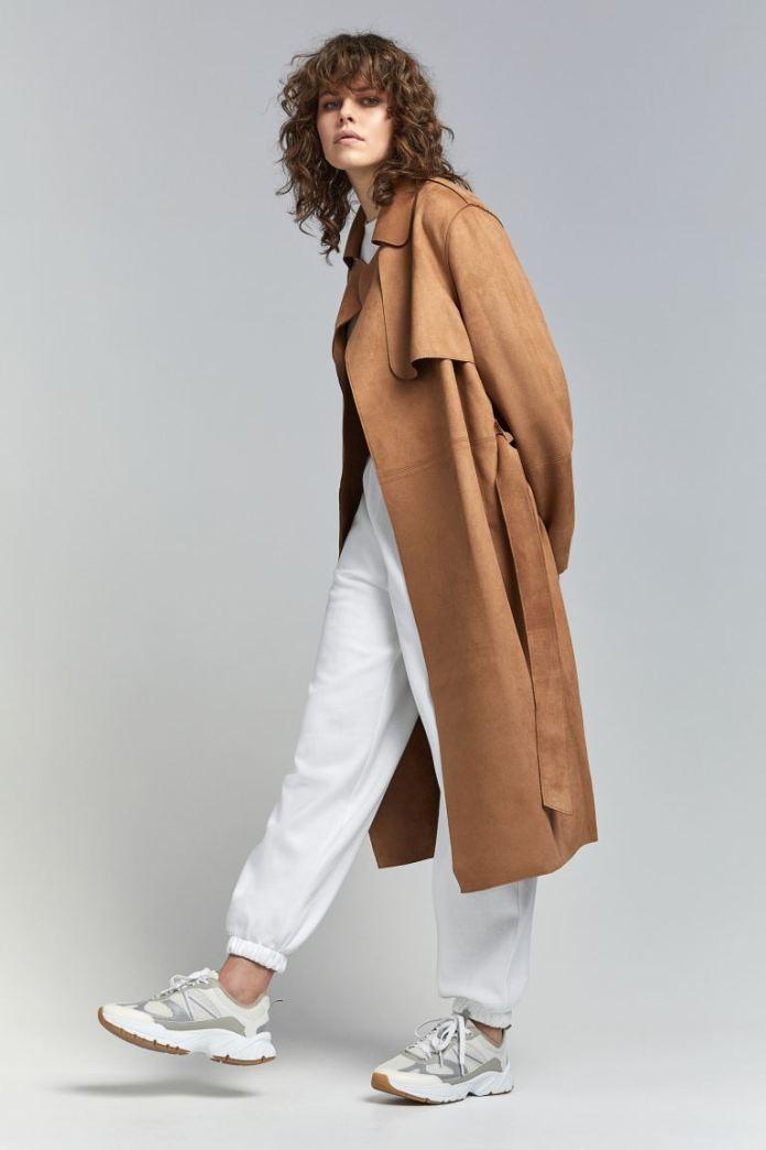 Cliomakeup-giacche-primaverili-hm-Trench-in-finto-camoscio