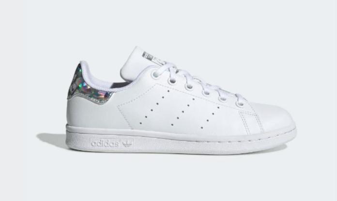 Cliomakeup-sneakesr-bianche-primavera-2021-adidas-Stan-Smith-J