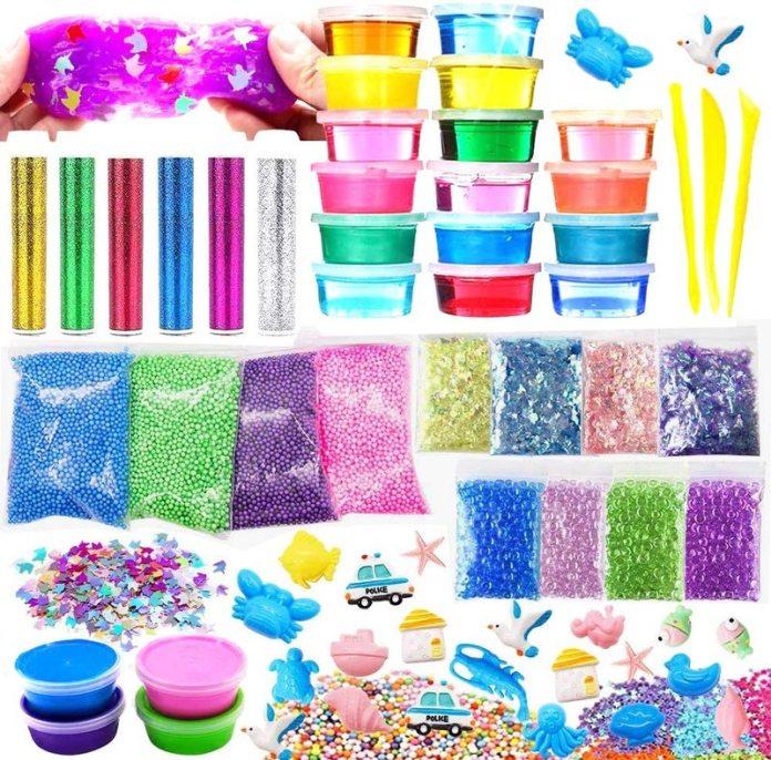 cliomakeup-come-fare-lo-slime-in-casa-kit-colorato-glitter