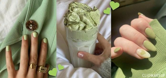 Cliomakeup-unghie-green-pistacchio