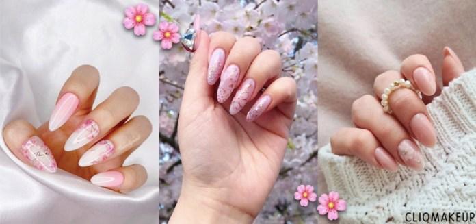 Cliomakeup-unghie-pink-sakura