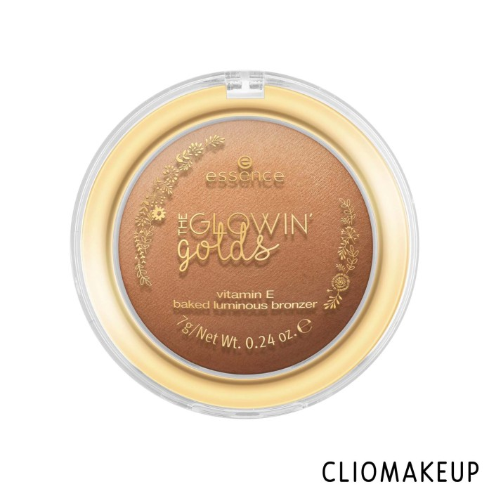 cliomakeup-recensione-bronzer-essence-the-glowin-golds-vitamin-e-baked-luminous-bronzer-1