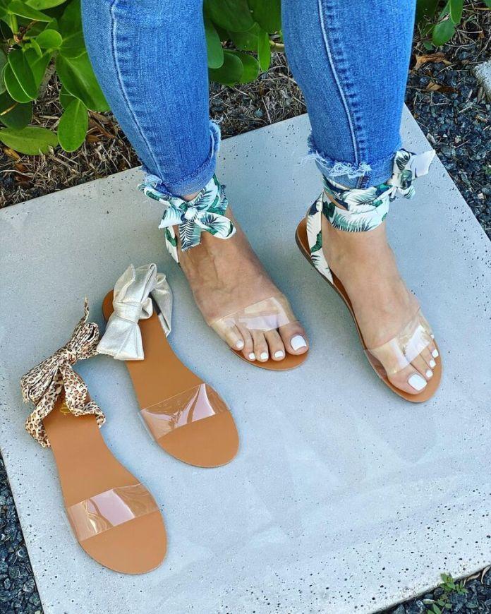 cliomakeup-clear-sandals-estate-2021-foulard