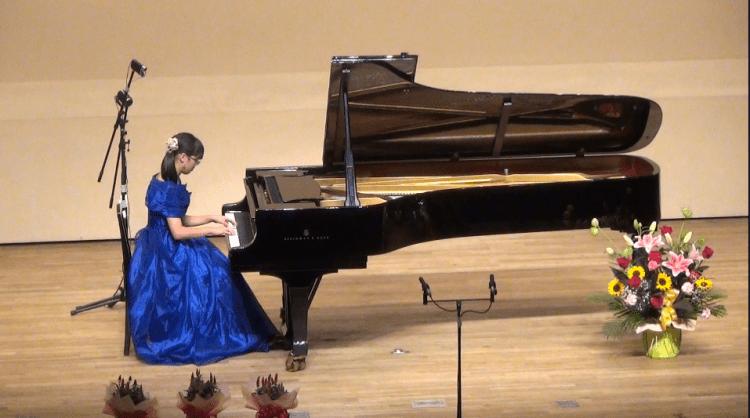 ピアノ発表会 ビデオ撮影費用37,700円〜