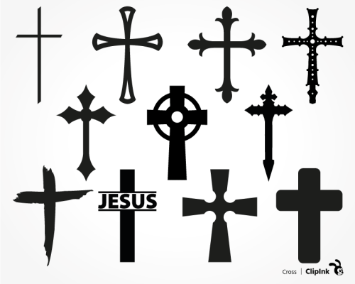 cross svg