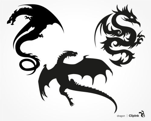 dragon svg