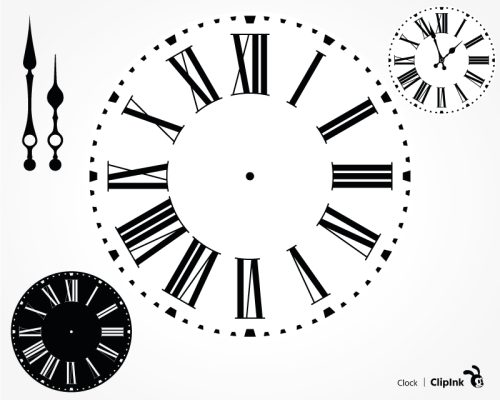 clock svg