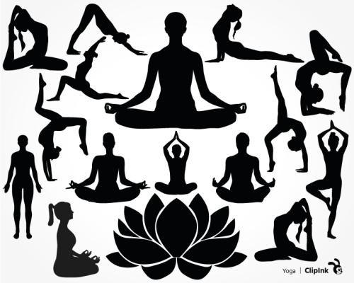 yoga svg