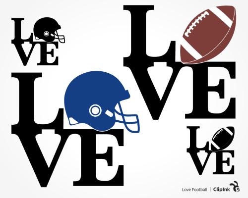 love football svg