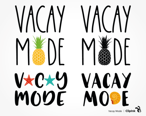vacay mode svg