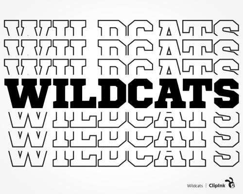 wildcats svg
