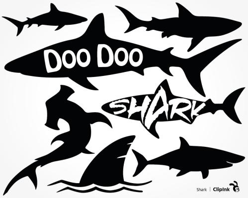 shark svg
