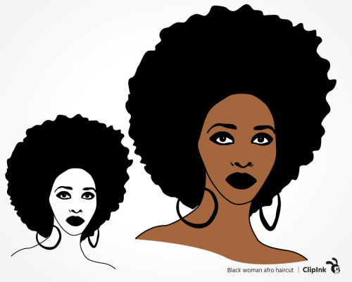 afro svg