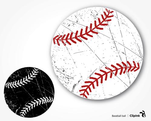 baseball ball svg