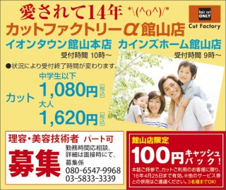 CL391カットファ広告