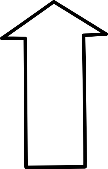 Arrow Clipart Black And White : arrow, clipart, black, white, Arrow, Black, White, Clipart, Library