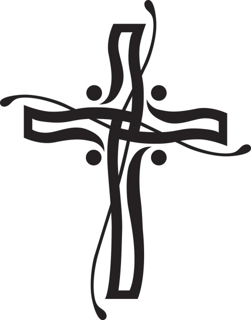 small resolution of christian funeral clipart