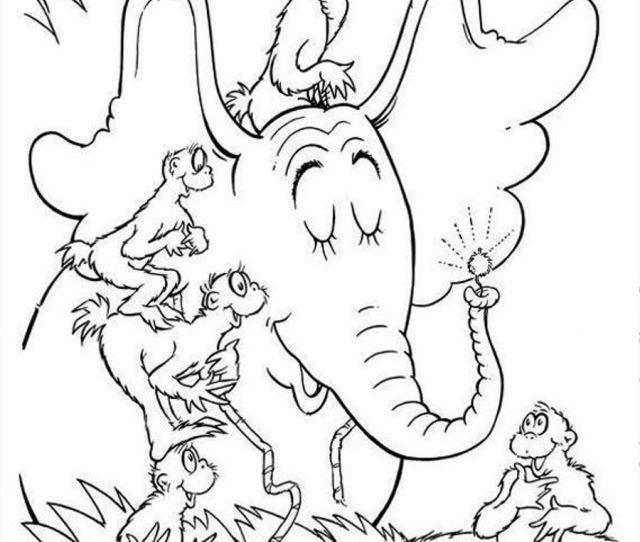 Free Free Dr Seuss Coloring Page Download Free Clip Art Free