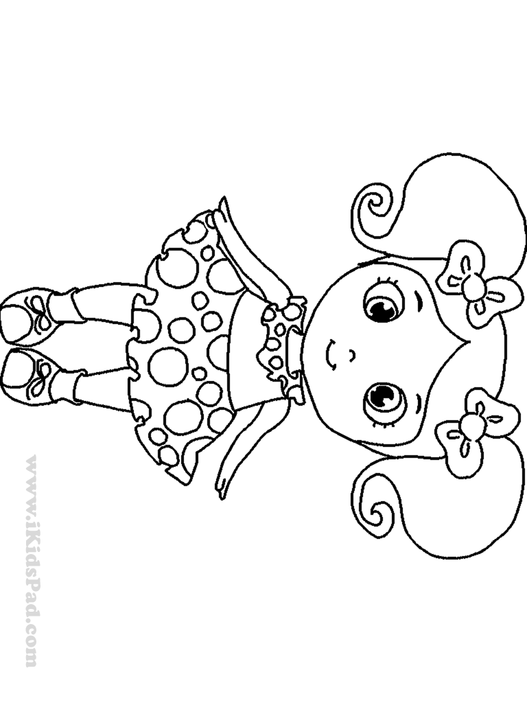 Free Draw So Cute Coloring Pages, Download Free Clip Art