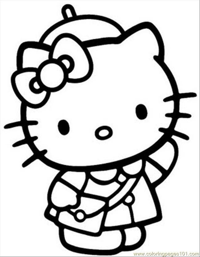 Free Free Hello Kitty Printables Download Free Clip Art Free Clip Art On Clipart Library