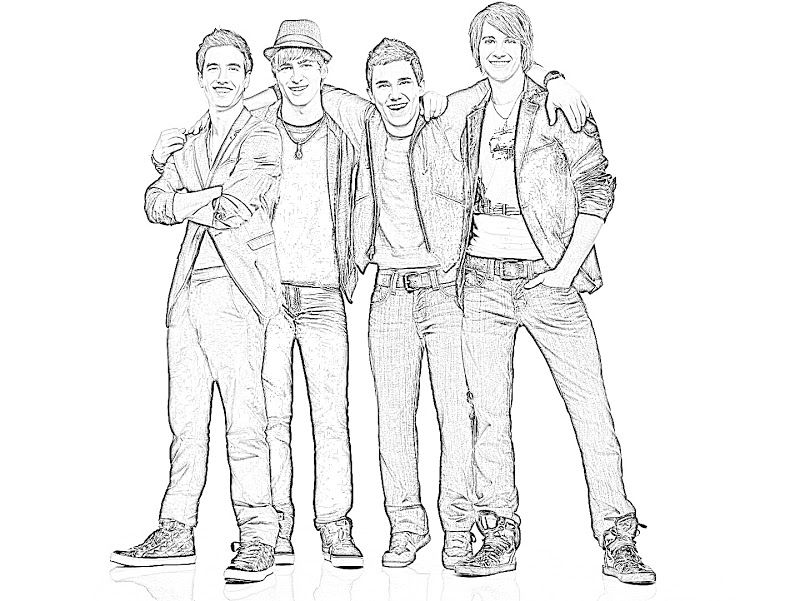 Free Victorious Coloring Pages, Download Free Clip Art