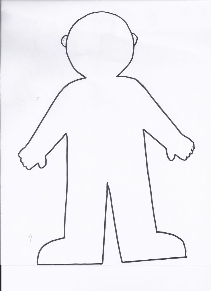 Free Flat Stanley Coloring Page, Download Free Clip Art