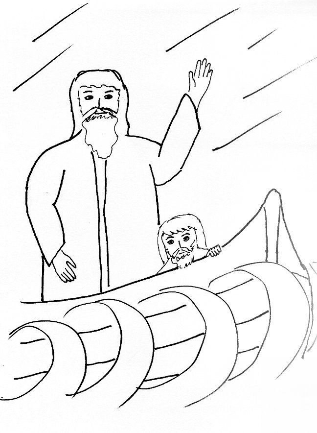 Free Apostle Paul Coloring Pages, Download Free Apostle