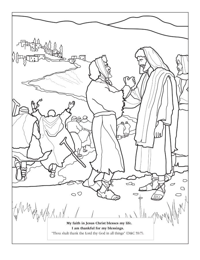 Free Jesus And His Disciples Coloring Pages, Download Free