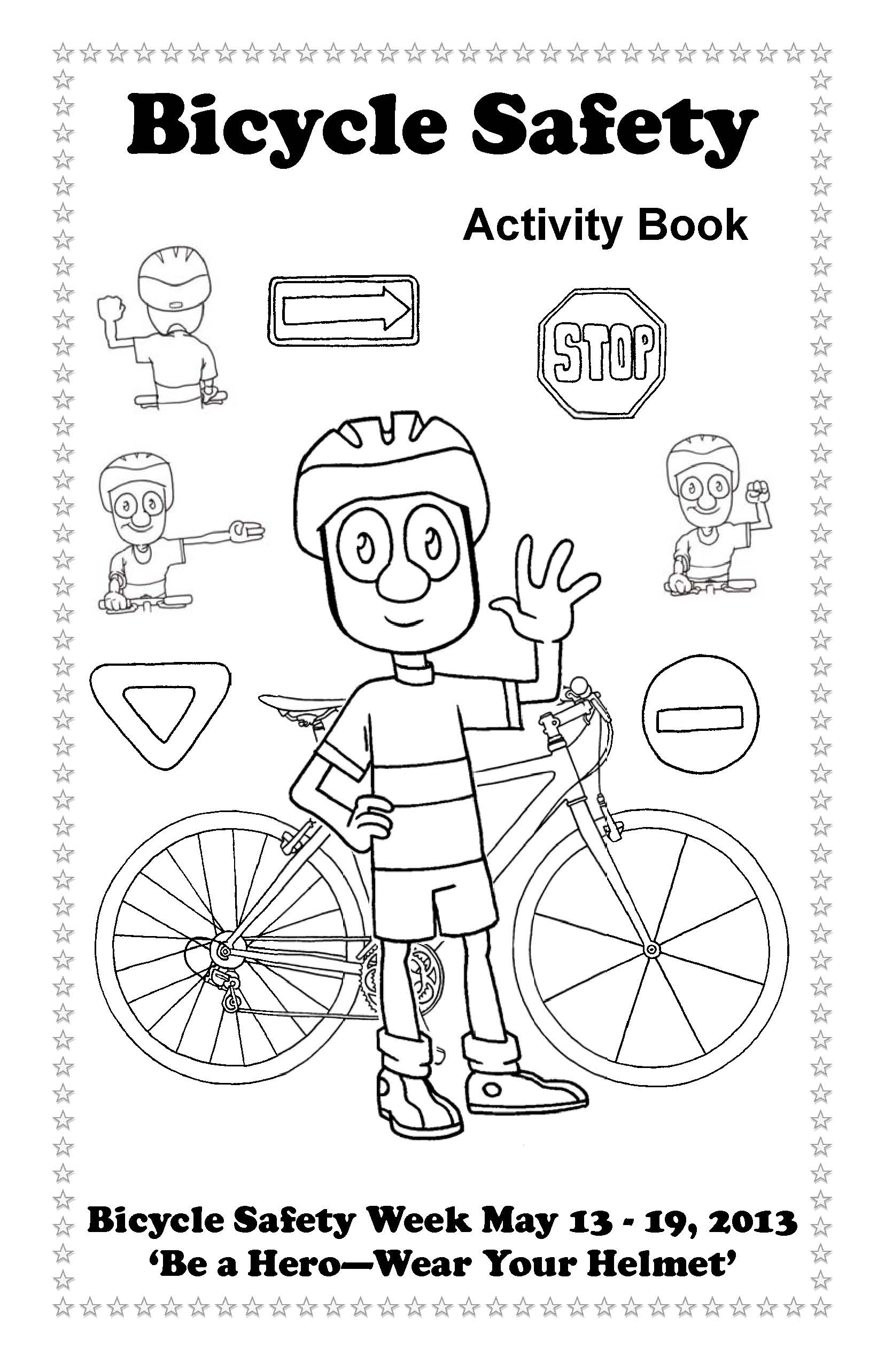 Free Fire Safety Worksheet Printables