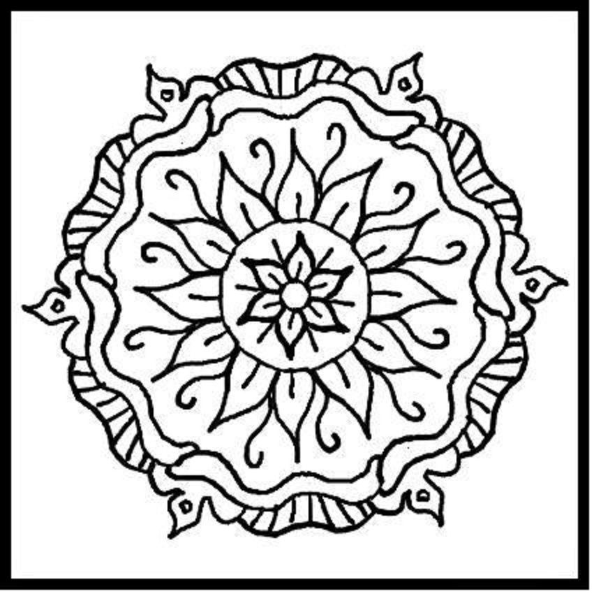 Free Basic Shapes Coloring Pages, Download Free Clip Art